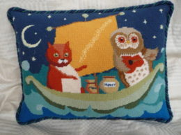 Owl & Pussycat Tapestry Kits
